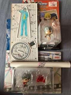 kuroko no basuke- mayuzumi chihiro official items set