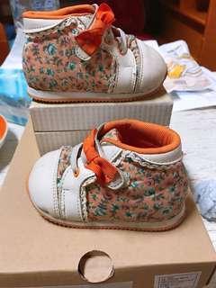 浪漫小碎花美鞋