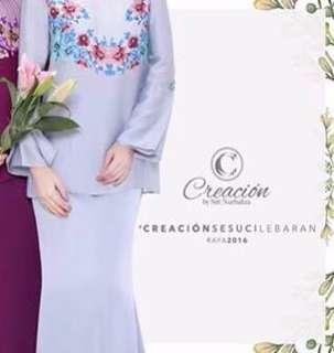 Creacion by Siti Nurhaliza - Kurung