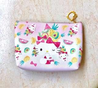 🚚 Hello Kitty Cosmetic Pouch / Clutch Bag / Handphone Pouch
