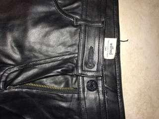 Wilfred leather pants