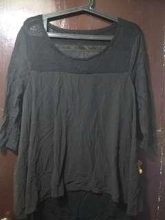 Black Dress Oversized XL (tagsize)