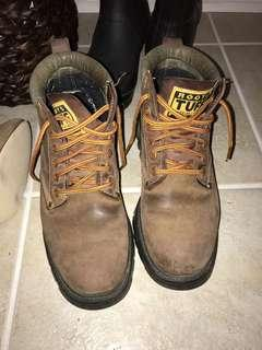 Roots TUFF boots