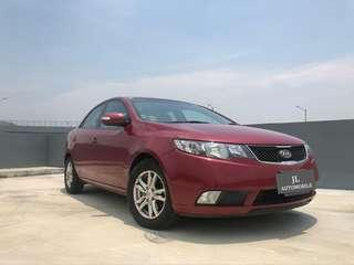 Kia Cerato Forte 1.6 A Good deal cheap promo !!