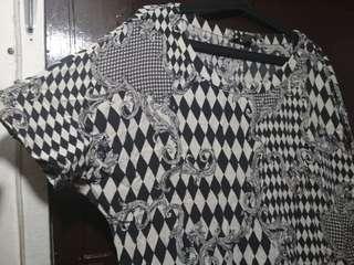 Oversized dress Finity Large (tagsize)