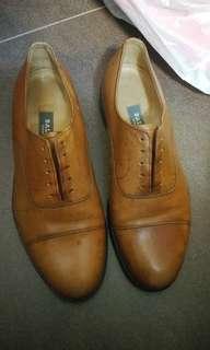 Bally Scribe 皮鞋Size 约40.5
