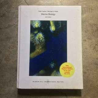 Marine Biology Ninth Edition by Peter Castro & Michael E. Huber