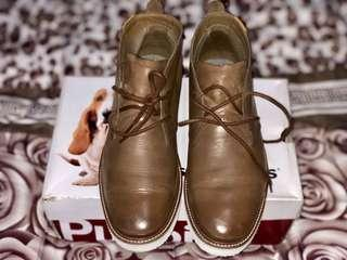 HUSH PUPPIES Leather Boots Size 42