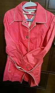 Tommy Hilfiger 粉红色乾濕外套