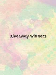 @kpreorders.official's 1st giveaway winners