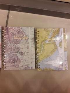 Notebook - Travel Journal