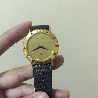 Authentic and Vintage Gucci Watch