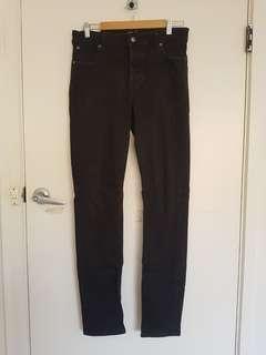 Asos jeans size 32
