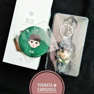 EXO D.O. MINI FIGURE KEYRING