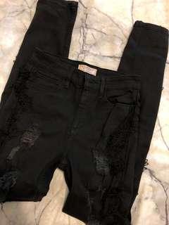Guess tassel jeans (8)
