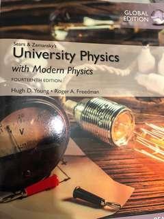 🚚 PC1431 University Physics Textbook