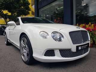 Bentley Continental 6.0 GT Auto
