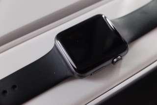 Apple Watch Series 1 Space Grey 42mm