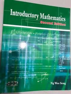 🚚 MA1301/MA1505 Introductory Mathematics Textbook