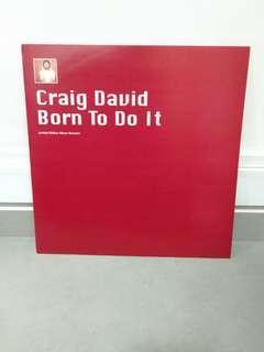 Craig David Limited Edition Album Sampler Lp