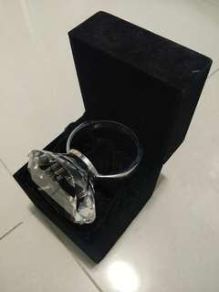 大介指連絨盒,適合影結婚相用