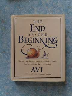 The End of the Beginning winner of Newbery medal