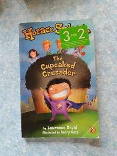 The Cupcakes Crusader book