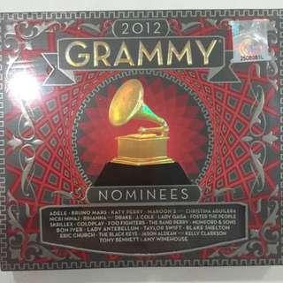 2012 Grammy Nominees Album