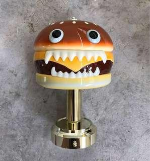 BNIB SEALED 🍔 Undercover X Medicom Hamburger Lamp