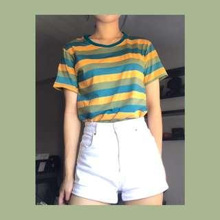 🚚 Thrifted Striped shirt