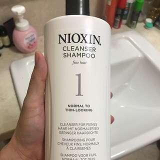Cny discount - Nioxin shampoo 1 L