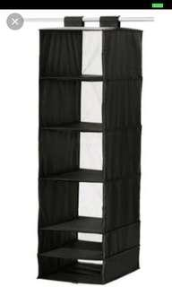 IKEA Skubb storage (6 compartments)