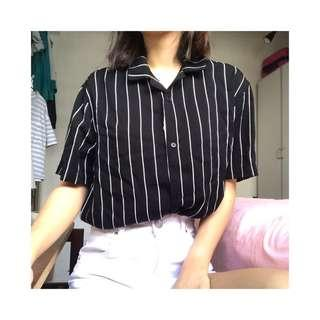 🚚 Forever 21 striped top