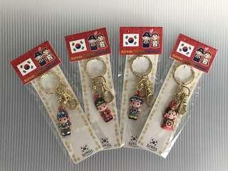 Korea Key Chain & Nail Cutter