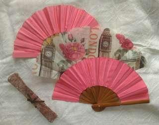 Women's Hand Fan