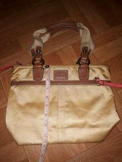 Original Coach Hand Bag