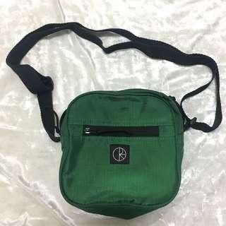 Polar skate co 綠色小包