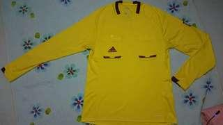 Adidas authentic formotion refferee jersey long sleeve fifa