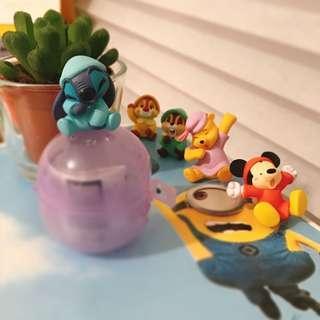 迪士尼扭蛋玩具 Mickey米奇