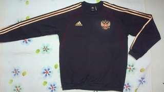 Adidas Russia training sweatshirt