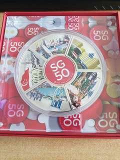SG50 Singapore Mint Puzzle