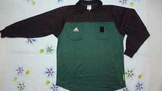 Vintage Adidas Equipment refferee jersey