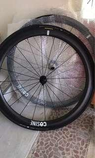 Cosine 45mm Full Carbon Clincher Wheelset