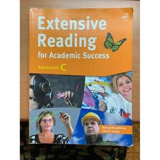 Extensive Reading For Academic Success C