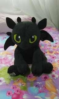 🚚 1st edition build a bear toothless how to train your dragon