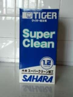 BNIB Tiger Super Clean Sahara 1.2 litres Stainless Steel Flask