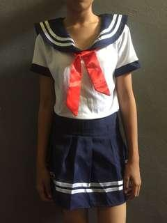 Japanese sailor costume