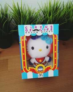 Hello Kitty McDonald's circus of life
