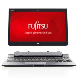 Fujitsu STYLISTIC Q736 觸控13吋,i5-6300、8G、500、視訊、藍牙、指紋、筆、鍵盤、LTE