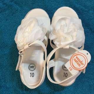 6e412cf9d9f6 Wonder Nation girls sandals